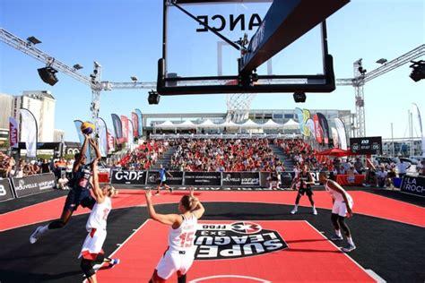 Official playground of 3x3 basketball by fiba #fromthestreetstotheolympics. Basket 3x3 : l'avenir du Basketball féminin ? WeBasket.TV