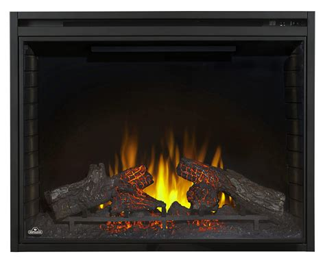 In Electric Fireplace, 40