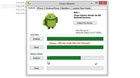 clean master for iphone clean master memory booster android iphone windows