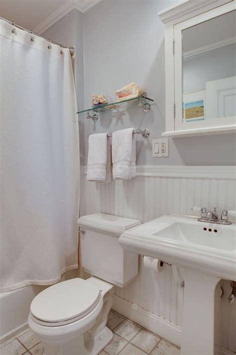 cottage full bathroom wainscotting kohler memoirs