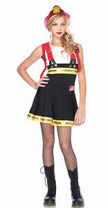 Teen Firefighter Costume - Adult Costumes