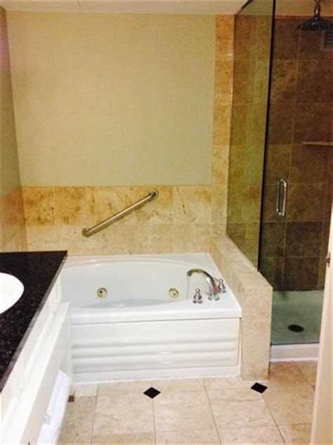 Large Bathroom With Jacuzzi Brand Jetted Bath Tub Only