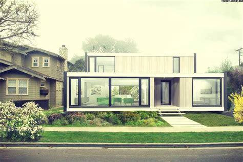 casas prefabricadas modernas fotos precios  ideas