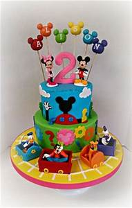 216 Best Cakes - Mickey Mouse & Friends images in 2019 ...