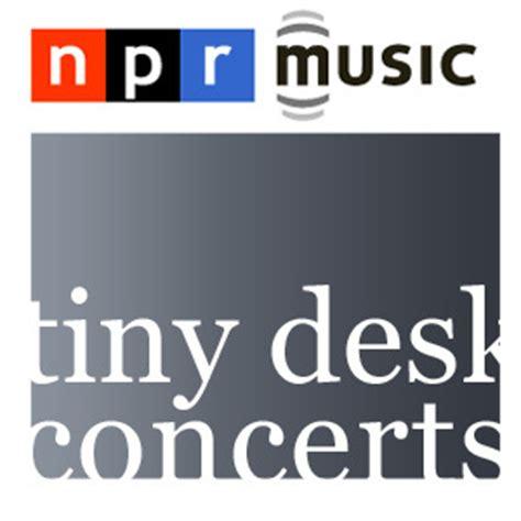 tiny desk npr npr tiny desk concerts kunc