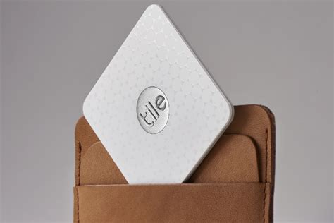 The Tile Tracker by Tile S New Slim Tracker Might Actually Fit In Your Wallet