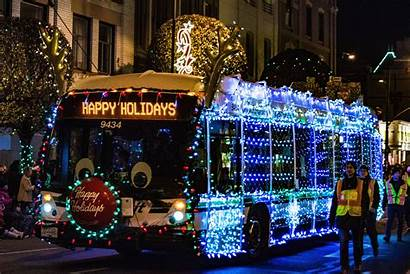 Christmas Parade Sidney Victoria Santa Events