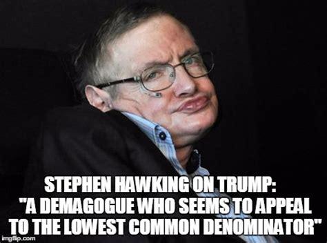 Stephen Hawking Meme - stephen hawking duck face imgflip