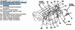 1g Cas Wiring In 2g  Can U0026 39 T Locate Cam Sensor Plug