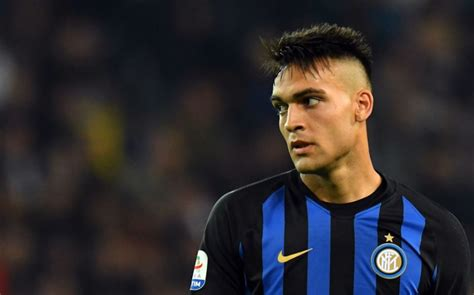 """Lautaro martinez faced a disappointment during his teenage years. Inter Attacker Lautaro Martinez: """"We Are Not Allowed To Stop Here"""""""
