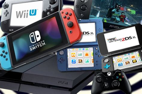 10 Most Popular Video Game Consoles Of The Last 10 Years
