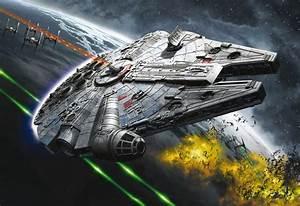 Faucon Millenium Star Wars : star wars faucon millenium 1 164 revell modelisme ~ Melissatoandfro.com Idées de Décoration