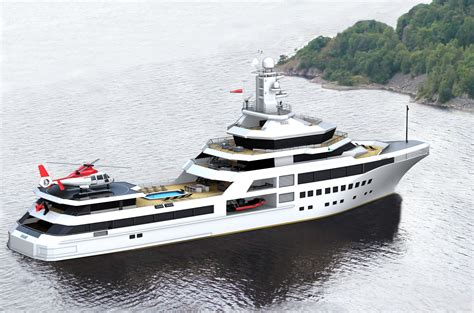Largest Boat Makers In The World by Pj World 82 Meter Explore Yacht By Palmer Johnsonsuper