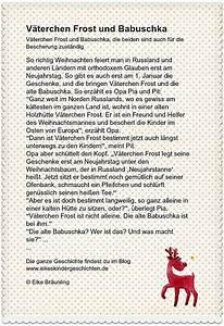 Wo Ist Es Am Kältesten : neujahrsfeier mit v terchen frost und babuschka winterzeit ~ Frokenaadalensverden.com Haus und Dekorationen