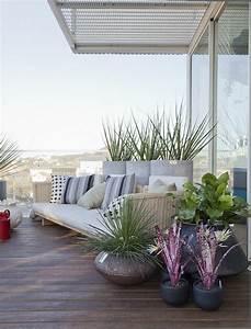balkon bepflanzen 60 originelle ideen archzinenet With balkon teppich mit gruene tapeten