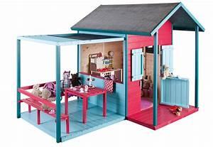 Grande Cabane Enfant : les cabanes pour enfants font leur show blog ma maison mon jardin ~ Melissatoandfro.com Idées de Décoration