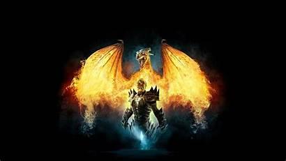 Dragon Knight Divinity Sci Fi Rpg Fantasy