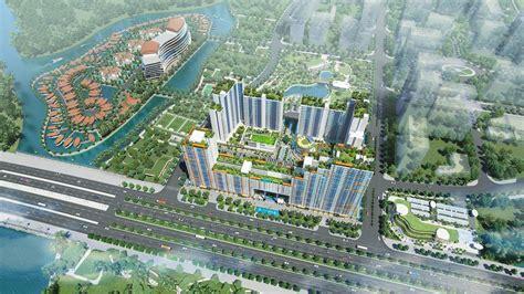 New City Apartment In Thu Thiem, District 2, Ho Chi Minh City