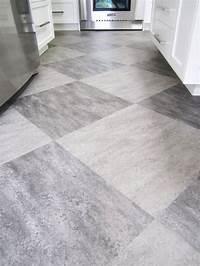 kitchen floor tile Make a Statement with Large Floor Tiles