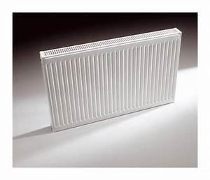 Radiateur Acier Eau Chaude : henrad radiateur eau horizontal en acier 4 trous type 11 ~ Premium-room.com Idées de Décoration