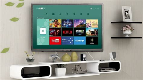 Kevin (K32CV338H) 32 Inch HD Ready LED Smart TV | Sony led ...