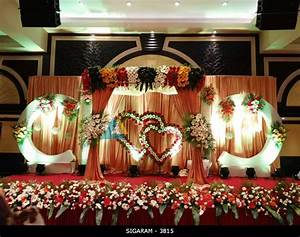 reception decoration at anandha inn hotel pondicherry With decoration for wedding reception
