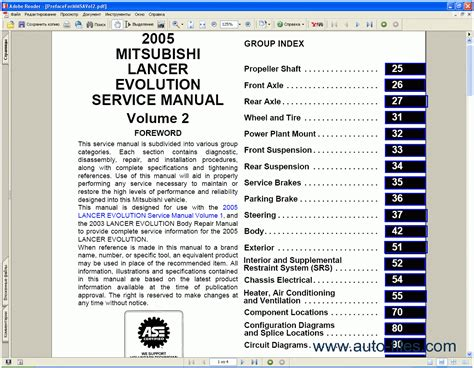 auto repair manual free download 2012 mitsubishi lancer mitsubishi lancer 2005 repair manuals download wiring diagram electronic parts catalog epc