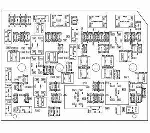 Help  I Cannot Find The Windshield Wiper Control Relays In