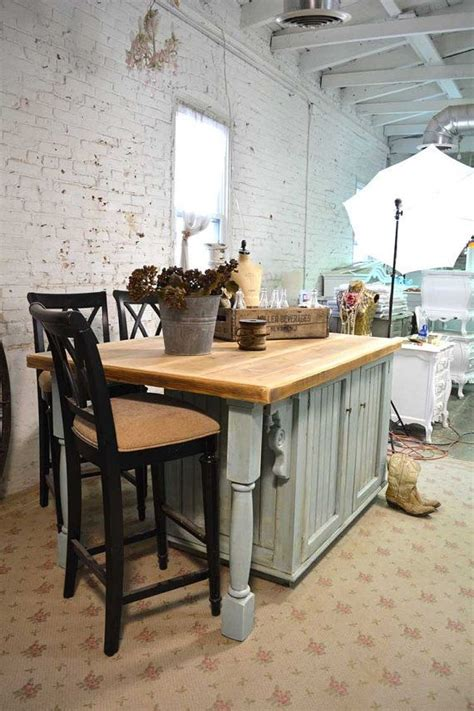 painted cottage chic shabby hand  farmhouse kitchen