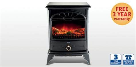 electric fireplace heater   aldi hotukdeals