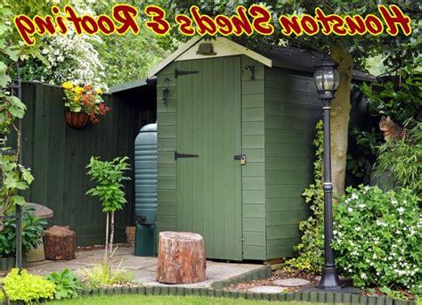 english garden sheds