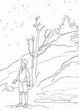 Narnia Edmund Chronicles Coloring Pages Fun sketch template