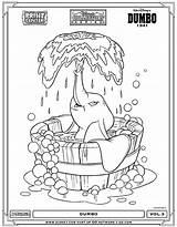 Colorear Agua Dibujos Dia Coloring Disney Como Brownie Chocolate Colorir Imprimir Imagenes Library Clipart Desenhos Clip Imagen Dumbo sketch template