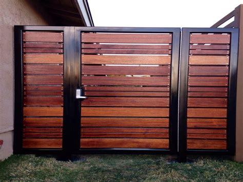 fences modern wooden fences  gates patio fence designs