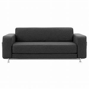 sofa convertible silver lit 2 places softline With sofa convertible 2 places