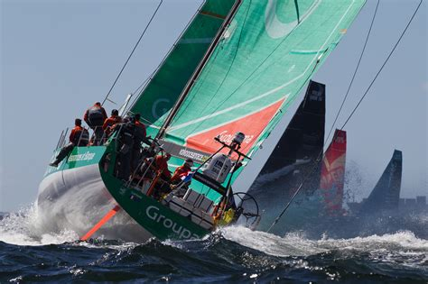 volvo ocean race coming  miami    day event