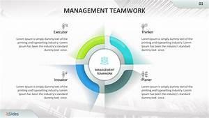 Management Teamwork Template