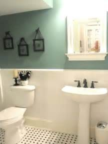 Painting Ideas For Bathroom Walls 15 Half Painted Wall Decor Ideas