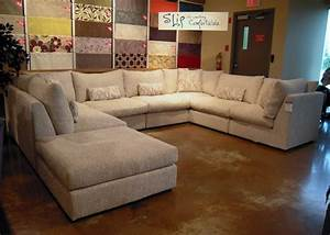 Feathers this is our new bram sectional it39s totally for Where can i buy a sectional sofa