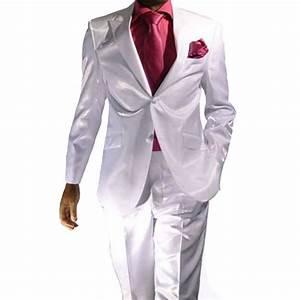 Costume Homme Mariage Blanc : costume pour homme blanc blanc achat vente costume tailleur cdiscount ~ Farleysfitness.com Idées de Décoration