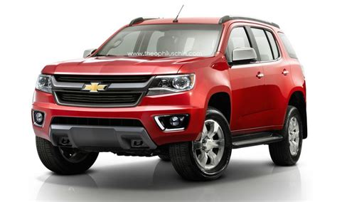 chevrolet trailblazer 2015 2016 chevy trailblazer release date specs price review