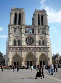notre dame de paris cathedral paris france