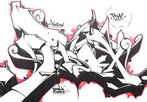 graffiti sketches  graffitianz