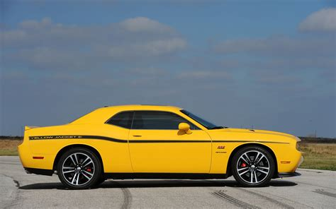 2013 Hennessey Dodge Challenger Srt8 392 Yellow Jacket