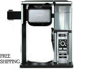 The machine is quite bulky and doesn't look sleek. Ninja Coffee Bar System - CF097 622356546249 | eBay