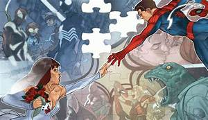 Ultimate Spider Man Peter And Mary Jane Kiss