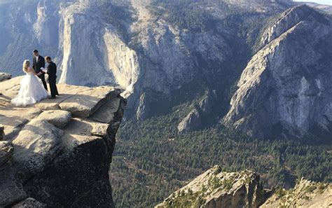 Selfie Couple From India Who Died Yosemite Park Were