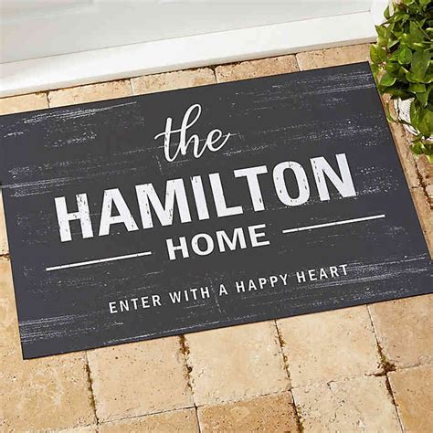 Family Doormat by Farmhouse Family Welcome Doormat Bed Bath Beyond