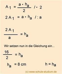 Höhe Berechnen : mathematik 8 klasse fl cheninhalt eines trapezes berechnen bungsaufgabe ~ Themetempest.com Abrechnung