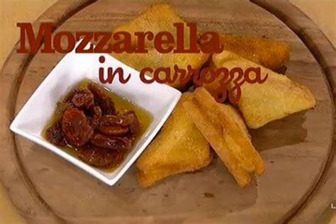mozzarella in carrozza parodi ricetta mozzarella in carrozza i 249 di benedetta